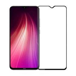 محافظ صفحه شیشه ای تمام چسب گوشی Xiaomi Mi 8A/8