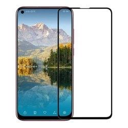 محافظ صفحه شیشه ای تمام چسب گوشی Huawei Nova 4
