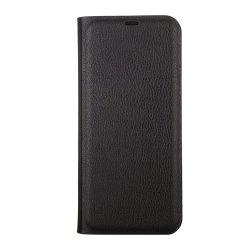 کیف کلاسوری طرح چرم گوشی سامسونگ Galaxy J6 Plus