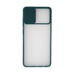 قاب محافظ لنز دار پشت مات سامسونگ Samsung Galaxy A51