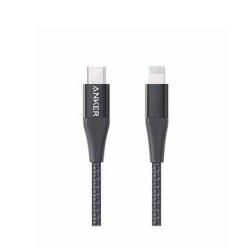 کابل تبدیل USB-C به لایتنینگ انکر مدل A8652 طول 0.9 متر