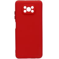 کاور سیلیکونی محافظ لنزدار مناسب برای گوشی موبایل شیائومی Poco X3 NFC/ Poco X3 Pro