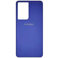 کاور سیلیکونی مناسب برای گوشی موبایل سامسونگ Galaxy S21 Ultra