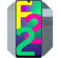 گوشی موبايل سامسونگ گلکسی F22 دو سیم کارت - ظرفیت 128 گیگابایت - رم 6 گیگابایت