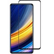 محافظ صفحه نمایش تمام صفحه مناسب برای گوشی موبایل شیائومی Poco X3 NFC/ Poco X3 Pro