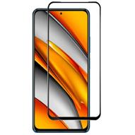 محافظ صفحه نمایش 5D بوف مناسب برای گوشی موبایل شیائومی Poco F3