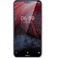 گوشی موبایل نوکیا 6.1 پلاس دو سیم کارت - ظرفیت 64 گیگابایت