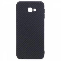 قاب سیلیکونی کربنی گوشی سامسونگ Galaxy J4 Plus