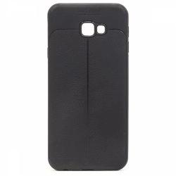 قاب سیلیکونی AutoFocus طرح چرم گوشی سامسونگ Galaxy J4 Plus