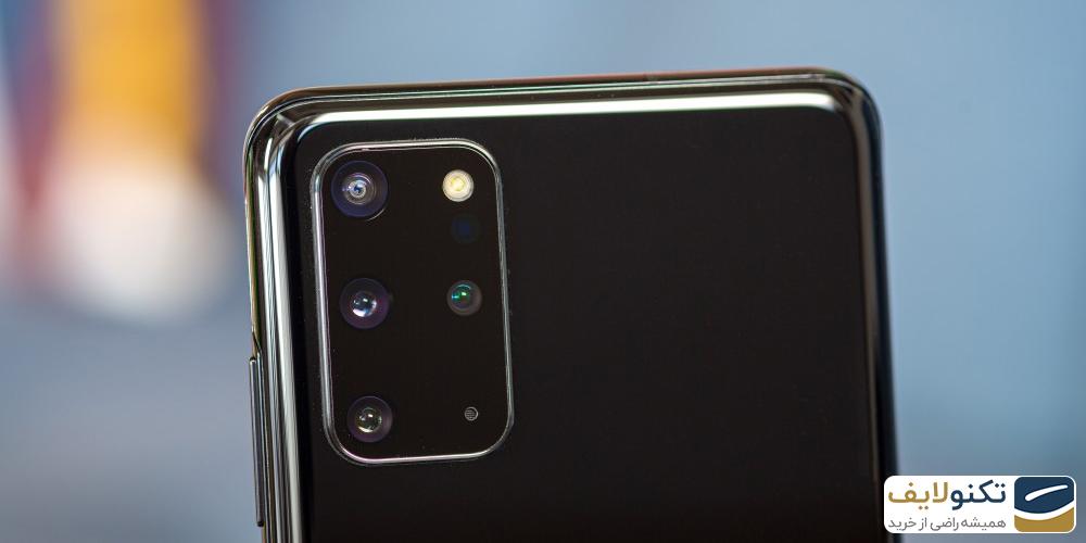 دوربین گوشی موبايل سامسونگ مدل گلکسی S20 5G پلاس