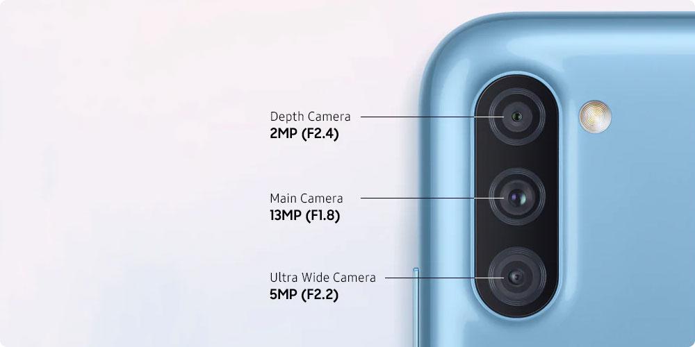 دوربین گوشی موبایل A11