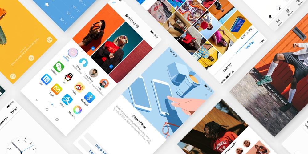 رابط کاربری گوشی هوآوی Y7 Prime 2019