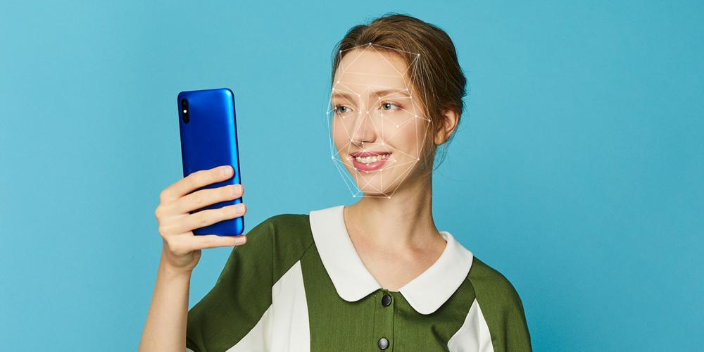 سیستم تشخیص چهره گوشی موبایل شیائومی مدل Redmi 9A