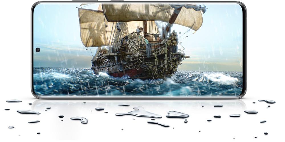 صفحه نمایش گوشی سامسونگ گلگسی S20+