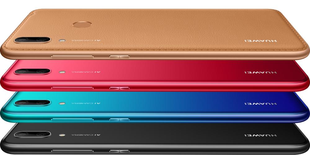 مشخصات گوشی y7 prime 2019