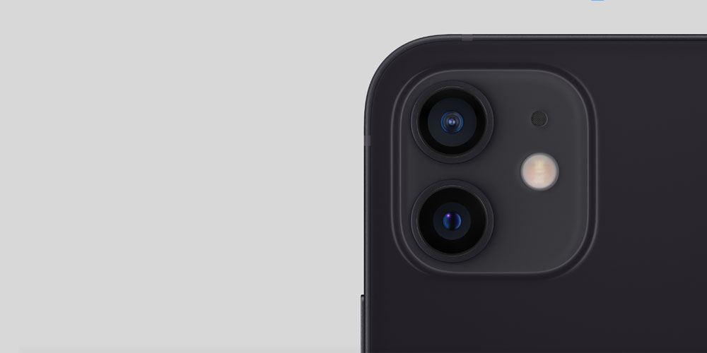 دوربین گوشی آیفون 12
