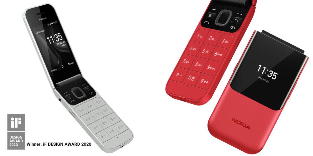 گوشی موبایل نوکیا مدل 2720 flip