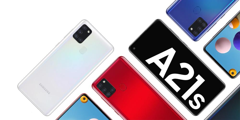 گوشی a21s