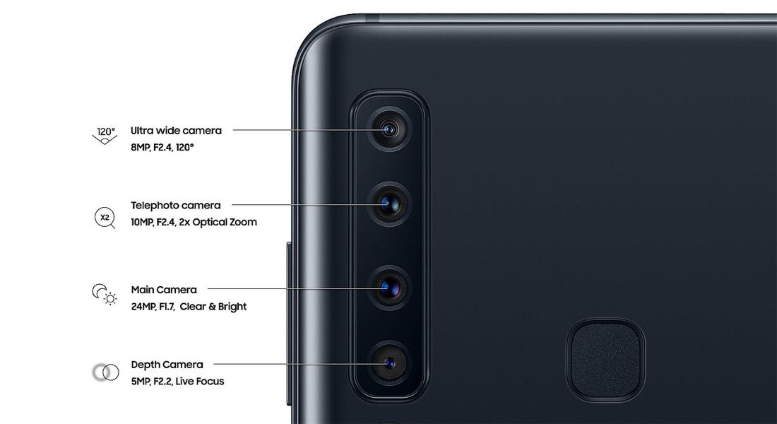 گوشی موبایل سامسونگ A9 2018