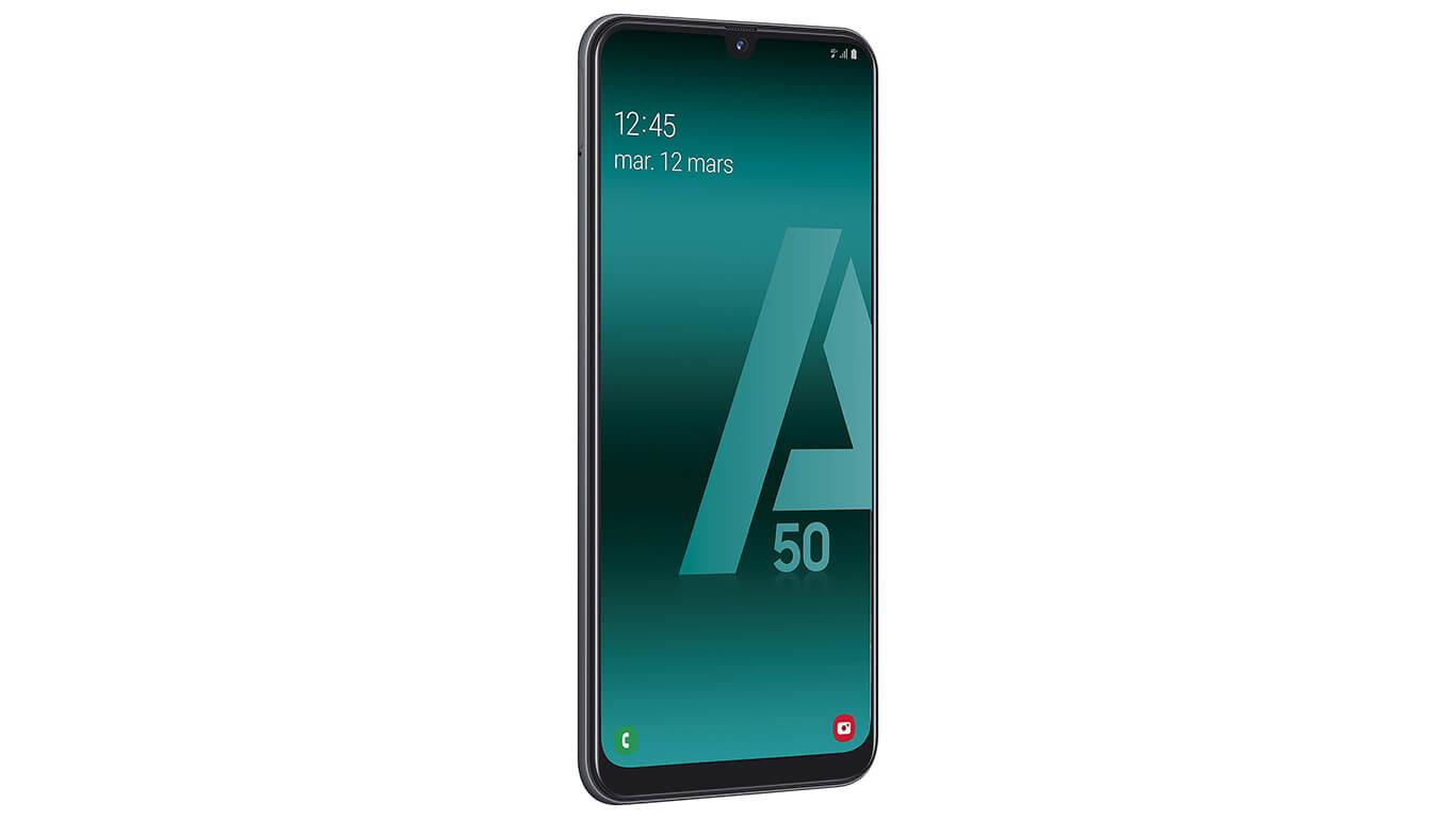 Galaxy A50 12 - سامسونگ گلکسی A50 رم 6