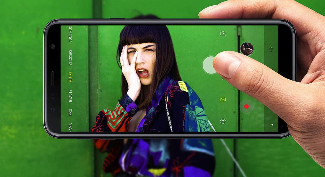 گوشی موبایل سامسونگ J4 پلاس