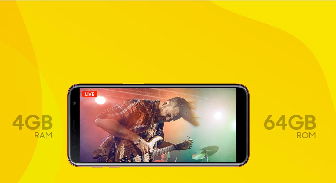 گوشی موبایل سامسونگ J6 پلاس