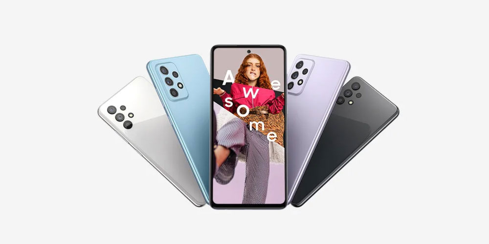گوشی موبايل A52