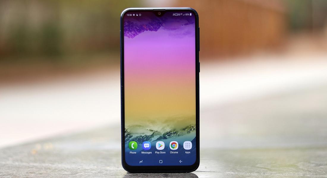 گوشی موبایل سامسونگ M20