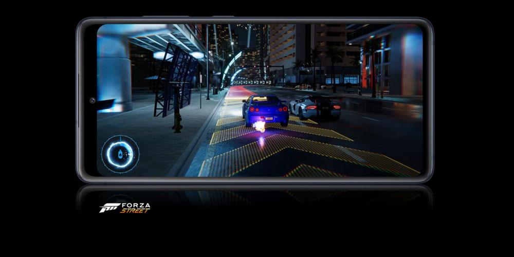 پردازنده گوشی Galaxy S20 fe 4g