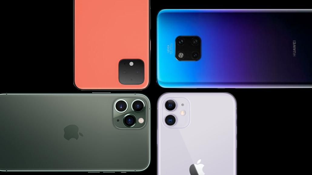 You are currently viewing معرفی انواع دوربین ها در گوشی موبایل