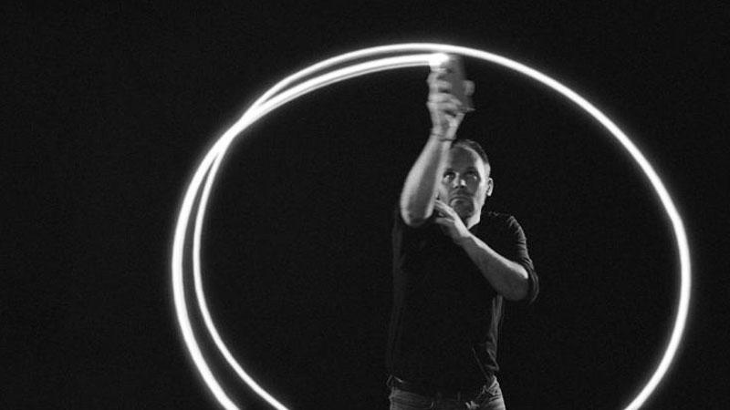 ترفند عکاسی با ایفون: نقاشی با نور