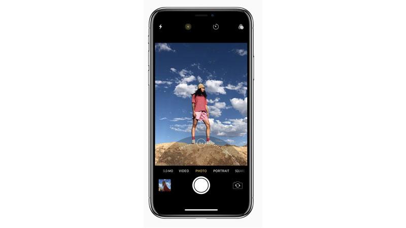 ترفند دوربین ایفون: بزرگنمایی از نوع اپتیکال