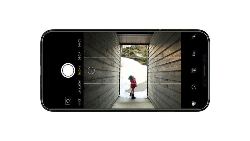 ترفند عکاسی با ایفون: استفاده از خطوط راهنما